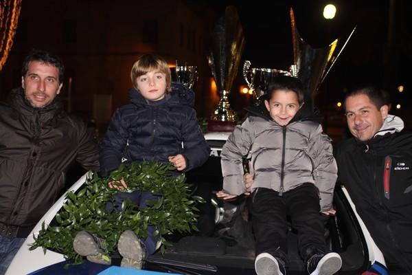 Remise des prix du Rallye National de Balagne