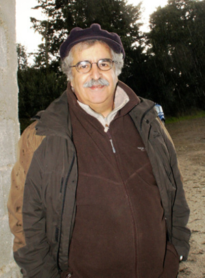 Mohamed Berriane codirecteur du laboratoire de recherches