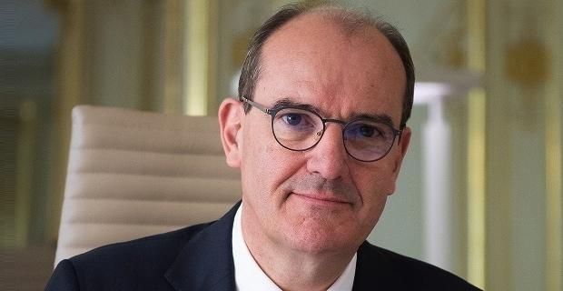 Jean Castex, Premier ministre de la France.