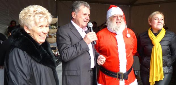 Deux jours de marché de Noël à Lucciana