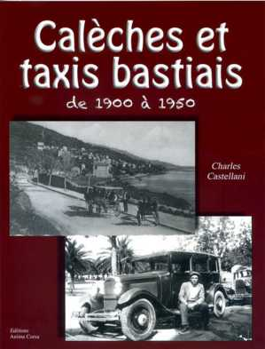 Calèches et taxis bastiais de 1900 à 1950