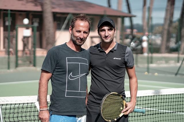 Fabien Bekentech (à gauche) et Vincent Gervasi (Photos Eyefinity Prod/Kevin Guizol