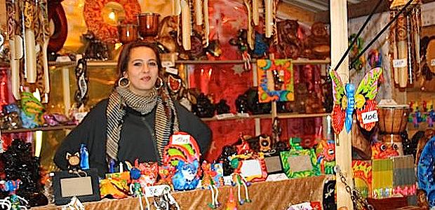 Ajaccio : Le Marché de Noël fait recette