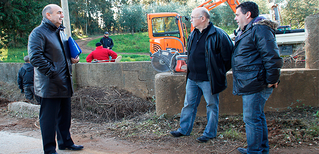 Plaine de Tallone : Le réseau de distribution d'eau revu et corrigé