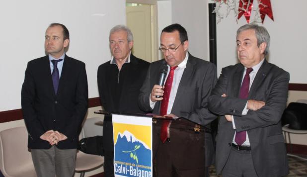 Les 10 ans de la communauté de communes de Calvi-Balagne