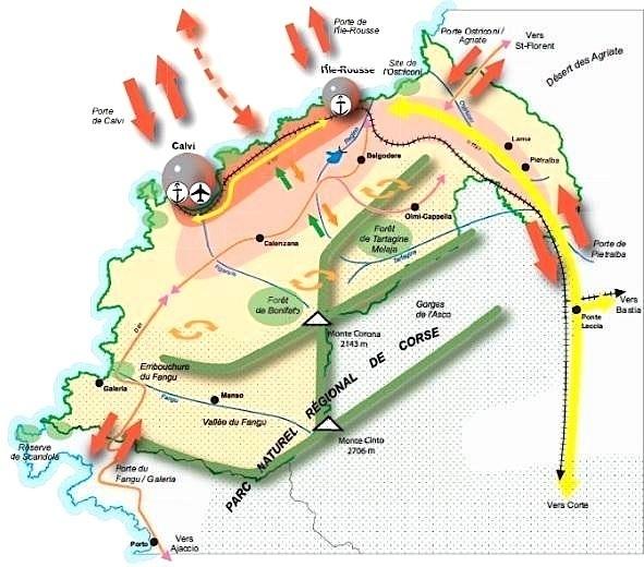La Balagne dans le modèle de développement de la Corse