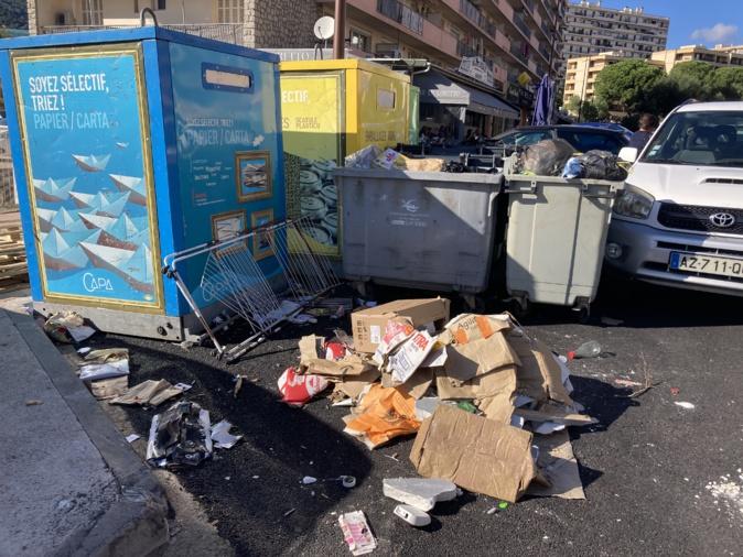 Ces dépôts d'ordures qui gâchent le quotidien des Ajacciens