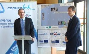 Internet : Davantage de débits pour la Corse