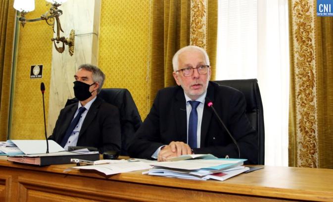 Saveriu Luciani (Photo Michel Luccioni)