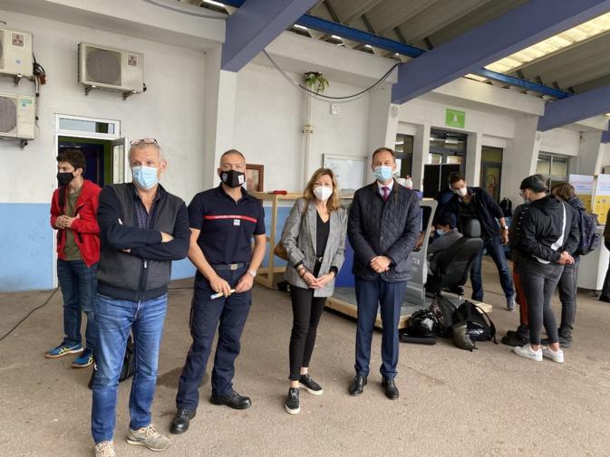 Ajaccio : deux jours de prévention des inondations à destination des jeunes