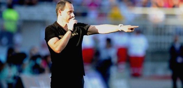 Habitué du coaching, Stéphane Paganelli donnera encore de la voix sur le banc, mais cette fois avec le dossard d'entraîneur. (Crédit photo : Panoramic)
