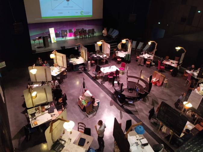 Bastia Ville Digitale en mode hackathon et marathon !