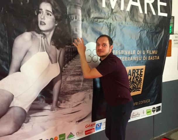 Après Les Misérables et Les Infiltrés, Alexis Manenti sera à l'affiche du nouveau film de J.Doillon : CE2