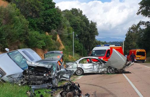 Quatre blessés dont trois enfants dans un accident à Tavaco