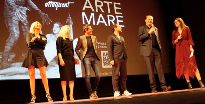 Les rires et les sourires du Jury ont éclairé la salle du Théâtre