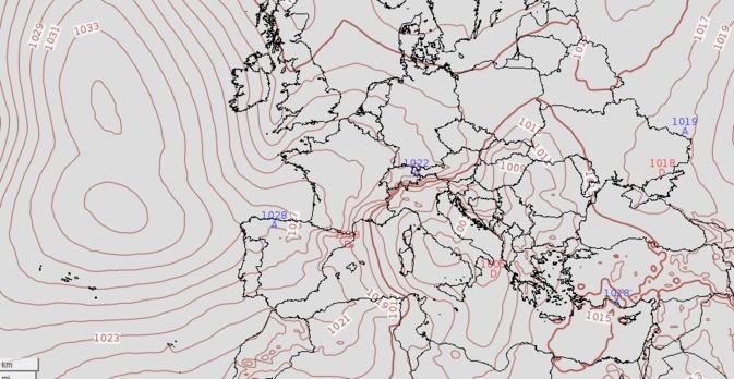 Météo Corse : Petit coup de froid en début de semaine