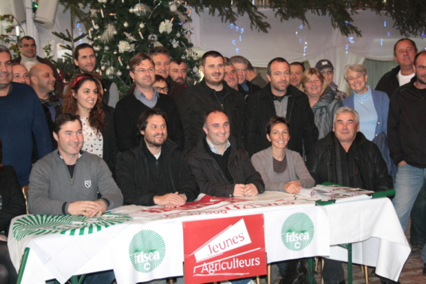 Ajaccio : La liste d'union et le programme de « Pà un Agricultura di Qualità