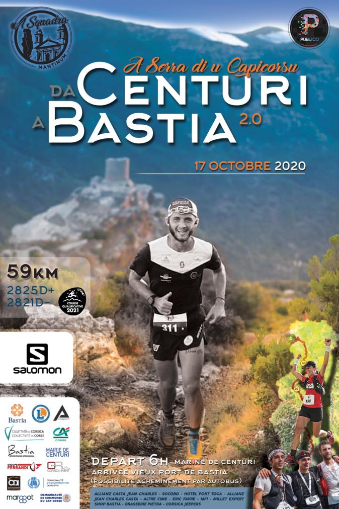 La 2ème édition du trail «A Serra di u Capicorsu » revient ce samedi 17 octobre