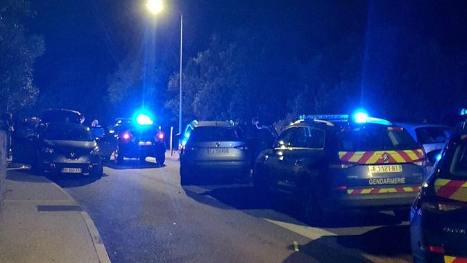 Sotta : la course-poursuite s'achève après une collision