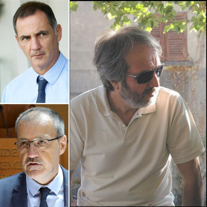 Jean-Pierre Santini : Jean-Guy Talamoni et Gilles Simeoni demandent la remise en liberté de l'écrivain