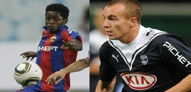 Sekou Oliseh (CSK Moscou), et Mathieu Chalmé (Bordeaux) sont les deux seuls noms évoqués pour l'instant