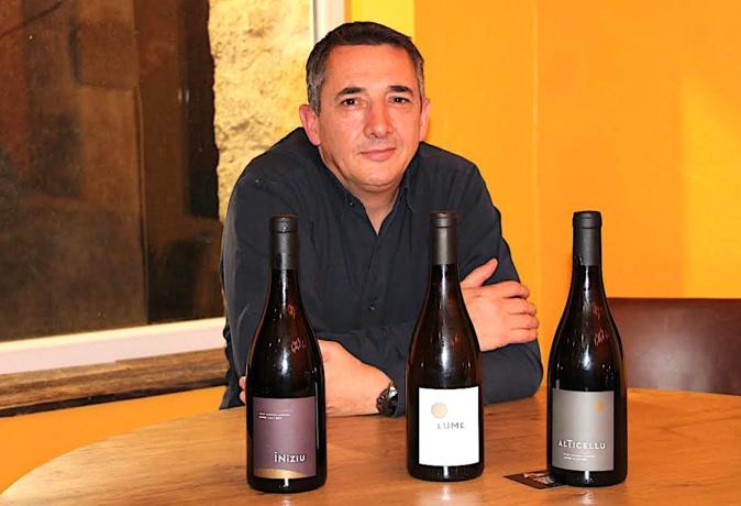 In Vino Veritas : Pierre Acquaviva l'équilibriste