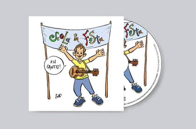 Eu cantu, l'album pédagogique de Scala in Festa.