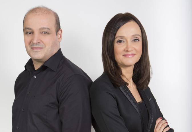 Marie et Emmanuel Maestracci, fondateurs de Move