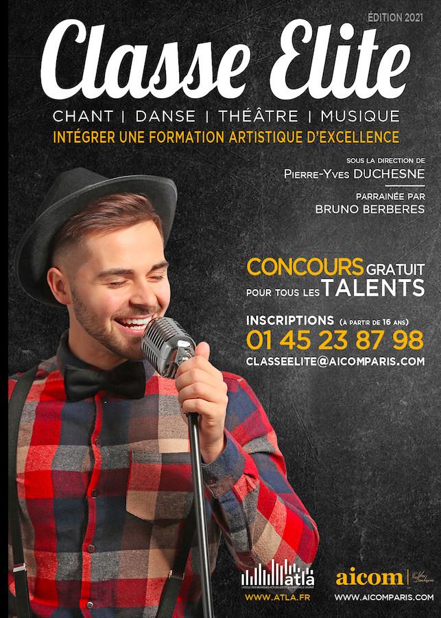 Ajaccio : Participez à un casting pour intégrer une grande école de comédie musicale