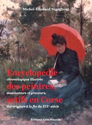 Vient de paraître : Encyclopédie des peintres actifs en Corse