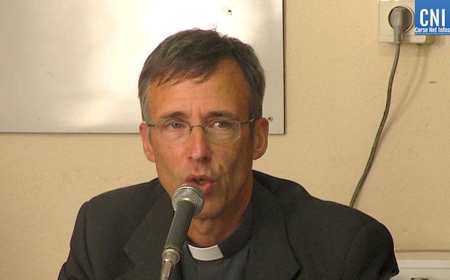 Eglise de Corse : Mgr Olivier de Germay, nommé archevêque de Lyon