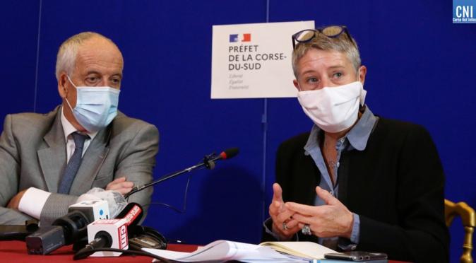 Couvre-feu : le préfet et l'ARS détaillent les mesures prises en Corse