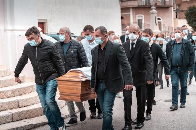 L'ultime hommage de Lumiu à Jean Paolini, victime du coronavirus