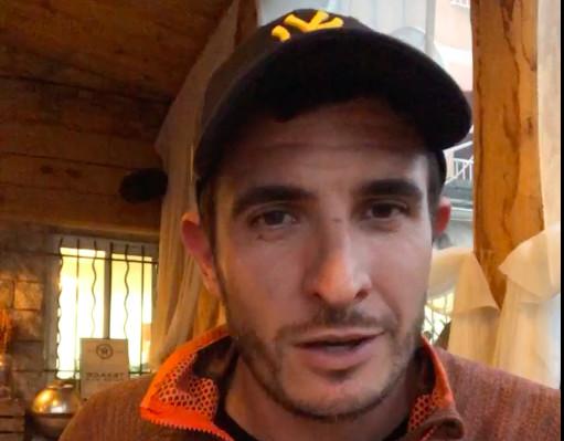 Denis Pierinelli, restaurateur et vainqueur de Pékin Express 2020