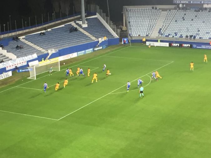 Football : Le SCB bute sur Orléans (1-1)