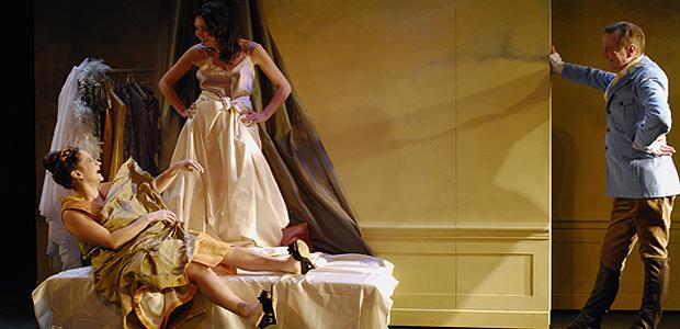"""""""Le jeu de l'amour et du Hasard"""" au théâtre de Propriano"""