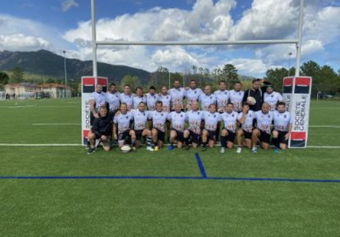 Rugby : Le gros score pour Isula XV