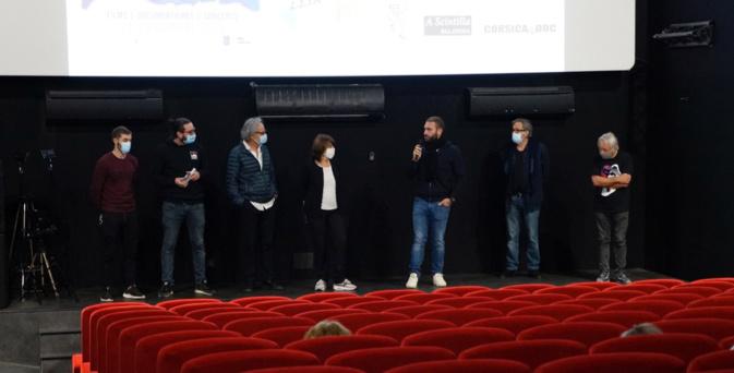 A l'annonce du couvre feu, l'équipe de Lisula cinemusica n'a pas baissé les bras