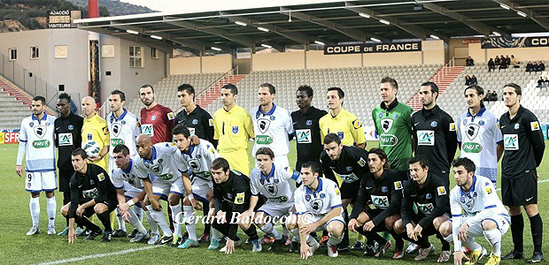 Coupe de France : Le derby bastiais au CAB