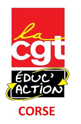 Reconfinement :  Mascarade pour la CGT Educ'Action de Corse