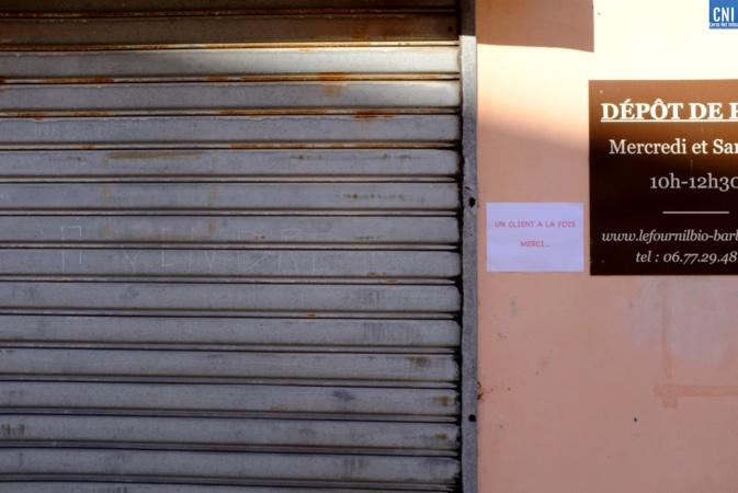 Une photo du confinement du printemps dernier - @Laurent Hérin