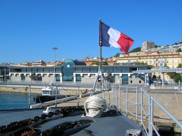 Parmi les nombreuses missions qui attendent le futur président de la CCI de Corse-du-Sud, la gestion du port de commerce d'Ajaccio et son développement. (Photo: Yannis-Christophe Garcia)