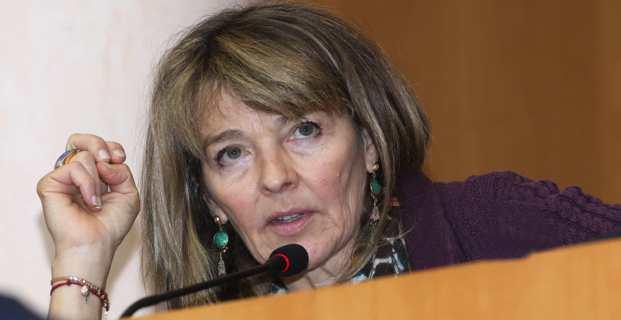 Bianca Fazi, conseillère exécutive en charge de la santé et du médico-social. Photo Michel Luccioni.