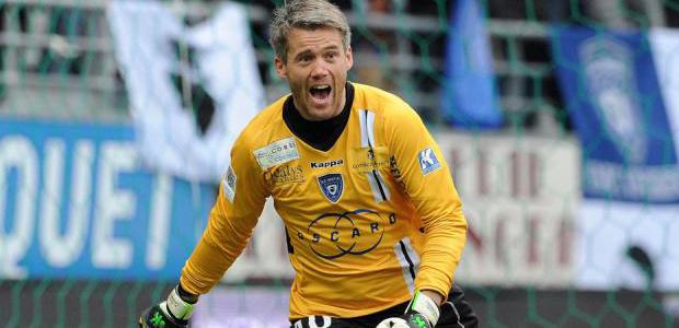 SCB: Mickaël Landreau n'a pas raté son retour…