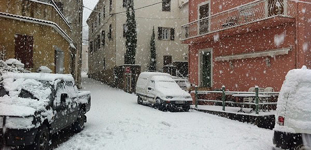 Nouvel épisode neigeux :Transports scolaires interrompus
