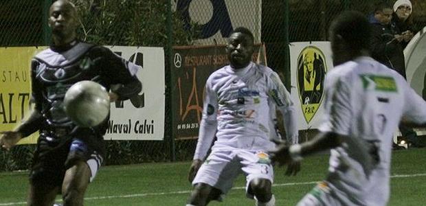 Le FC Calvi accroché par Roye-Noyon