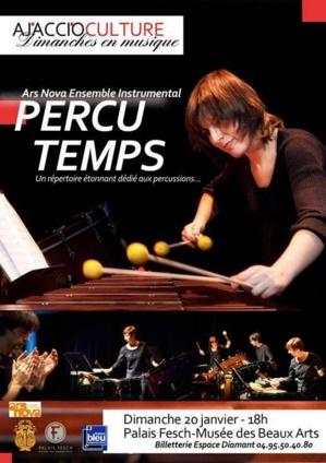 Ajaccio : Ars Nova au Palais Fesch
