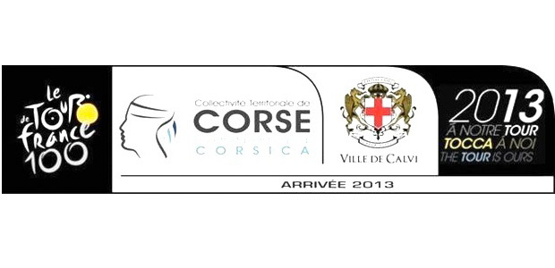 Tour de France à Calvi : 100 vélos, 1 œuvre d'art