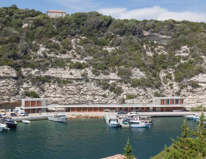 La MAC publie le catalogue du 1er Palmarès d'architecture de Corse