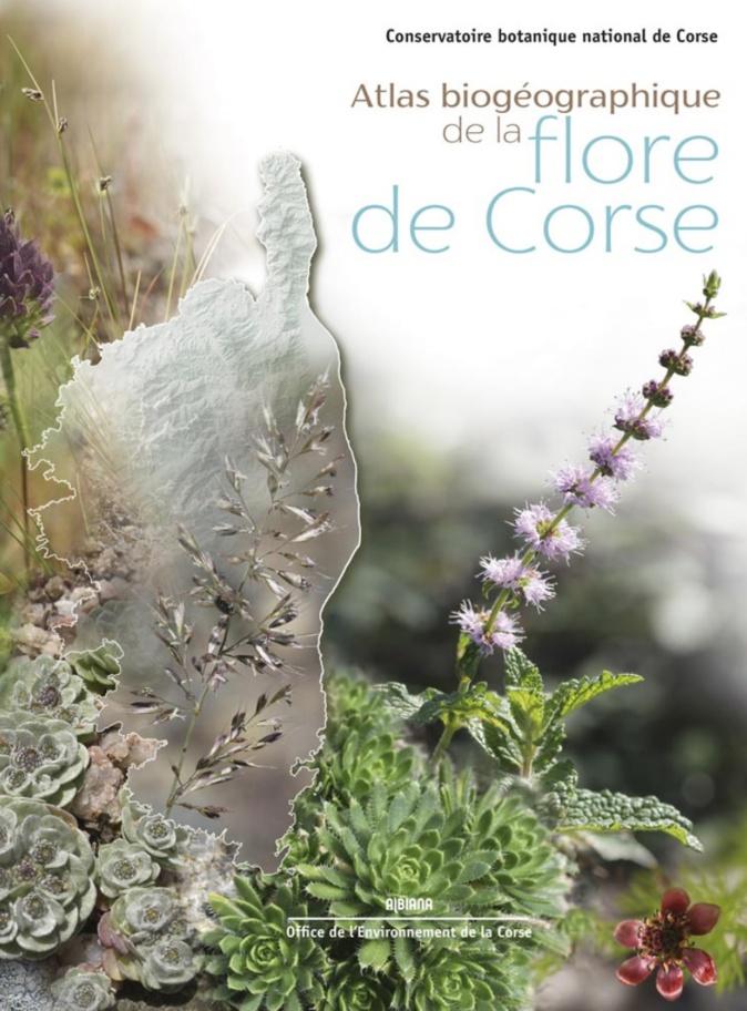 Toute la diversité de la flore corse recensée dans le nouvel Atlas biogéographique d'Albiana